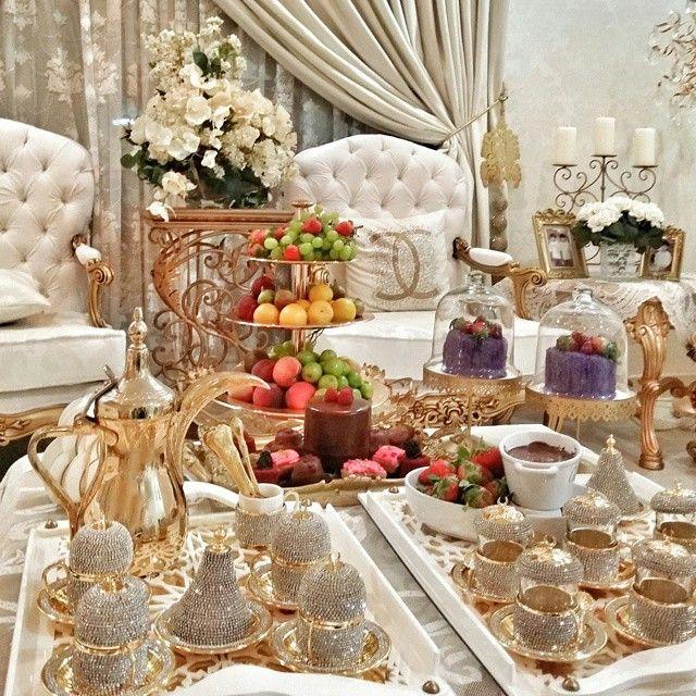 Hey You Arabian Decor Arabic Decor Food Display Table