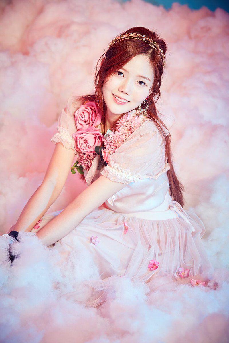 Oh My Girl Coloring Book Hyojung My Girl Girl Kpop Girl Groups