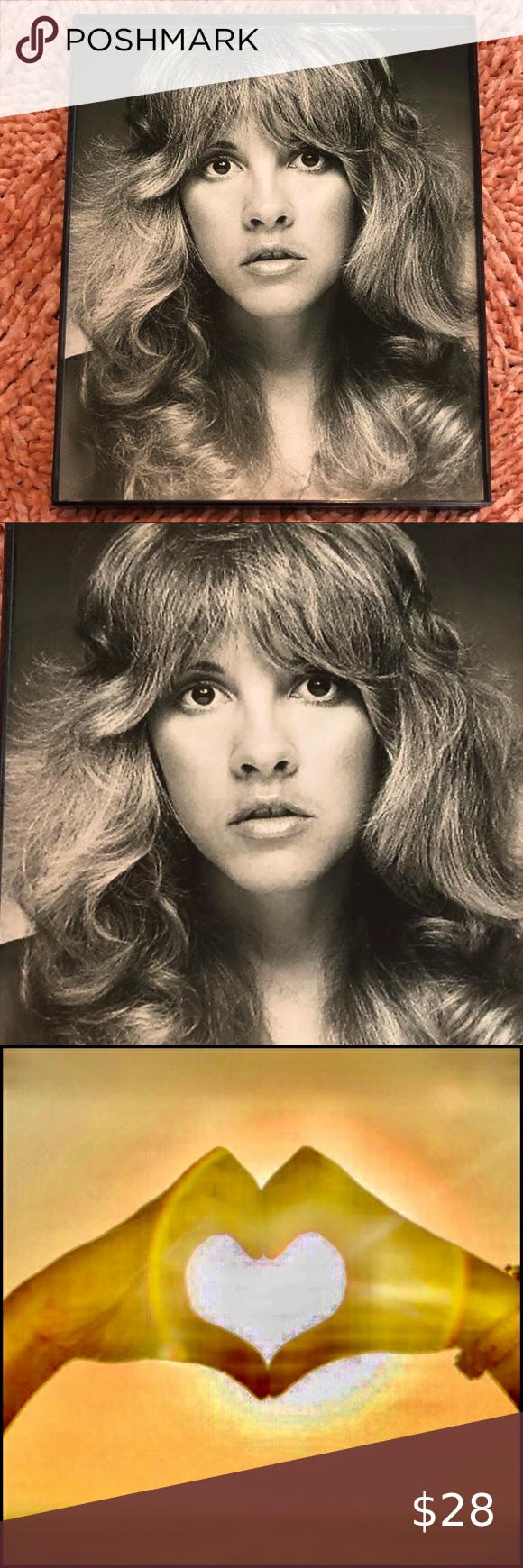 Stevie Nicks 8x10 Framed Photo Beautiful Headshot In 2021 Photo Frame 8x10 Frame Photo