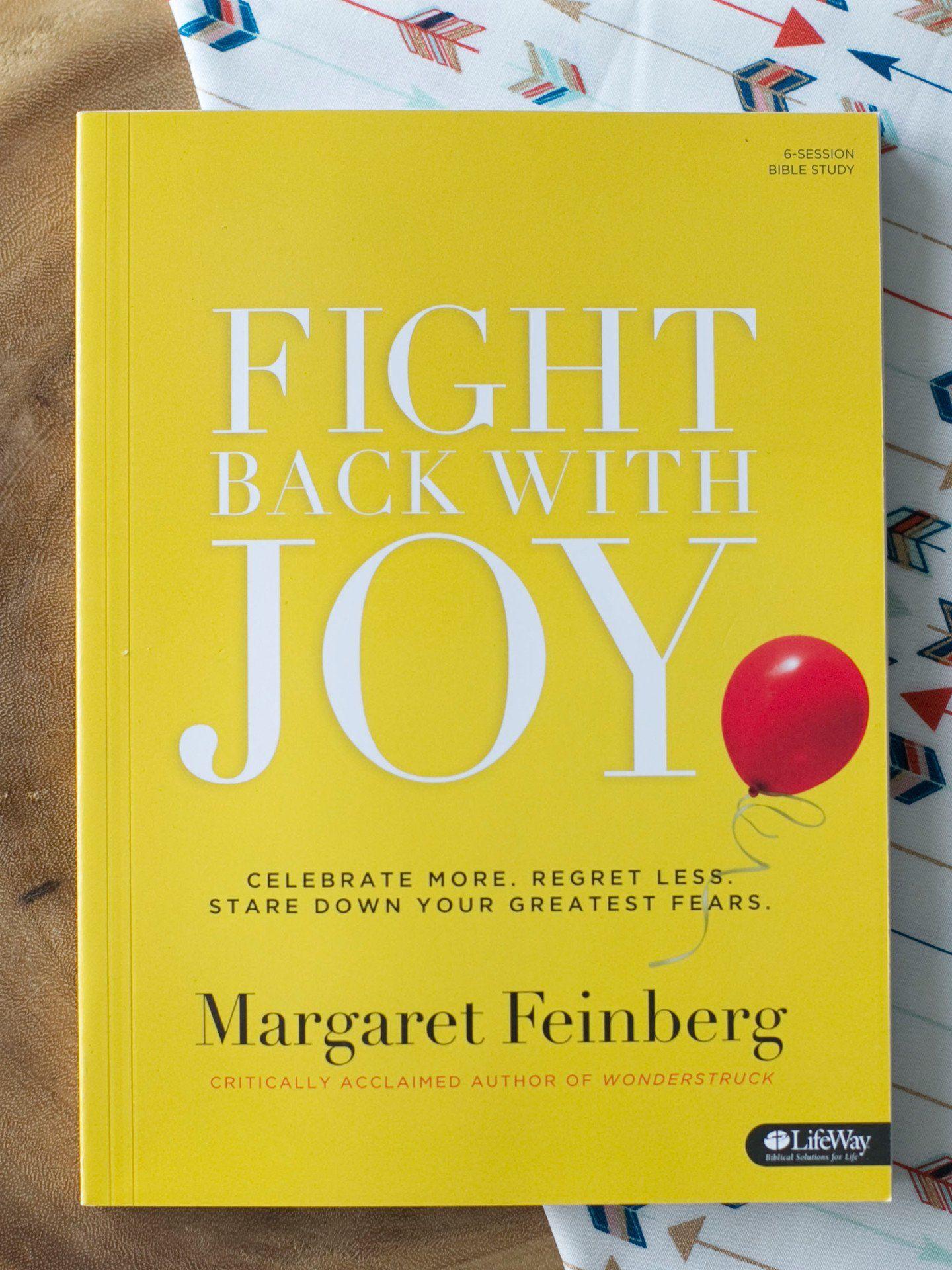 Fight back with joy additional workbook workbook joy fight