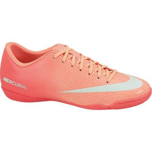 Love This Nike Murcurial Indoor Soccer Shoes Love The Color And Style Wish I Had Them Chuteira Feminina Futsal Chuteiras De Futebol Chuteiras