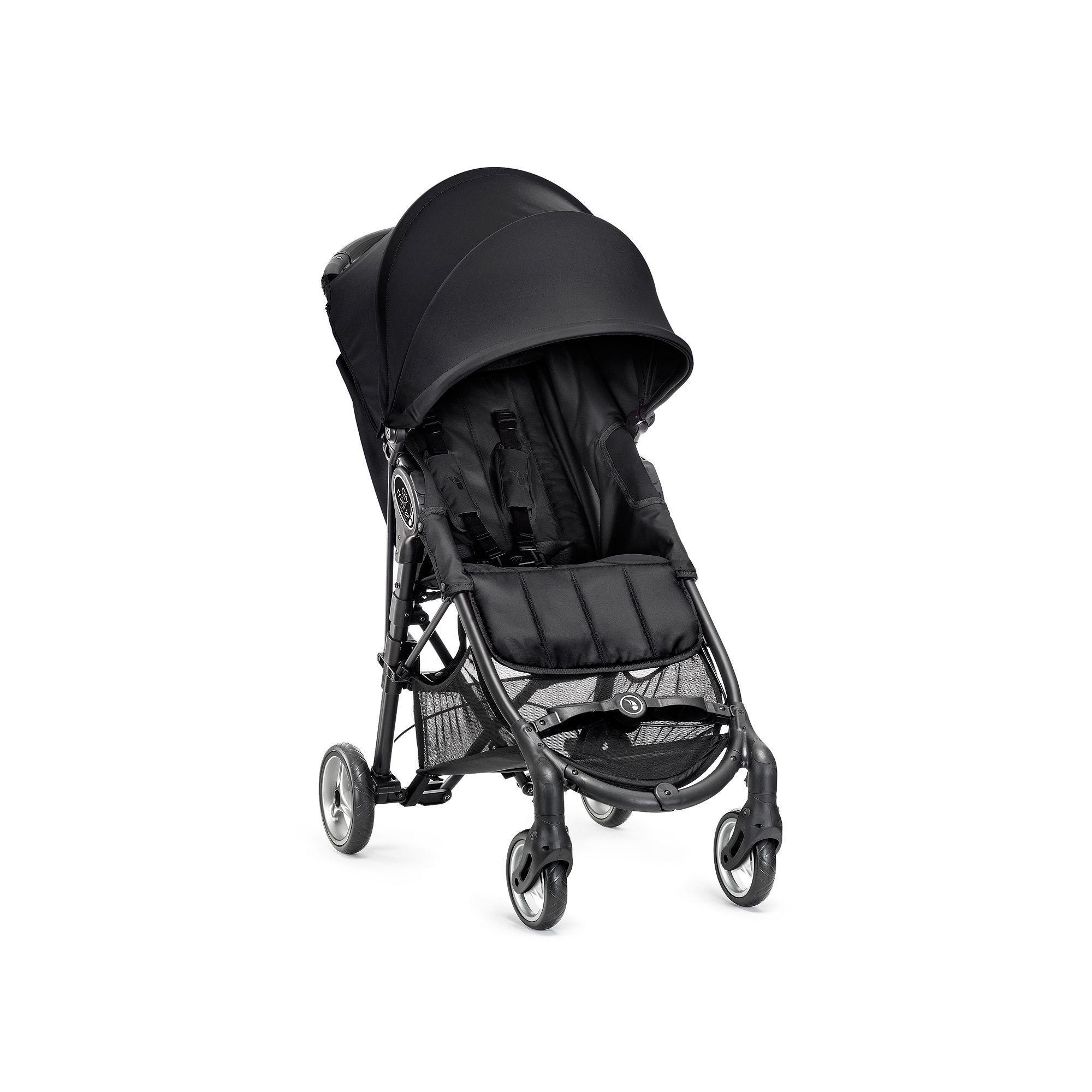 Baby Jogger City Mini ZIP Single Stroller, Black Baby
