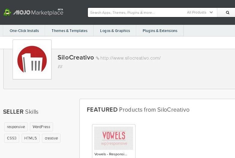 Nuestros temas y plantillas Wordpress en MojoThemes! • Silo Creativo ...