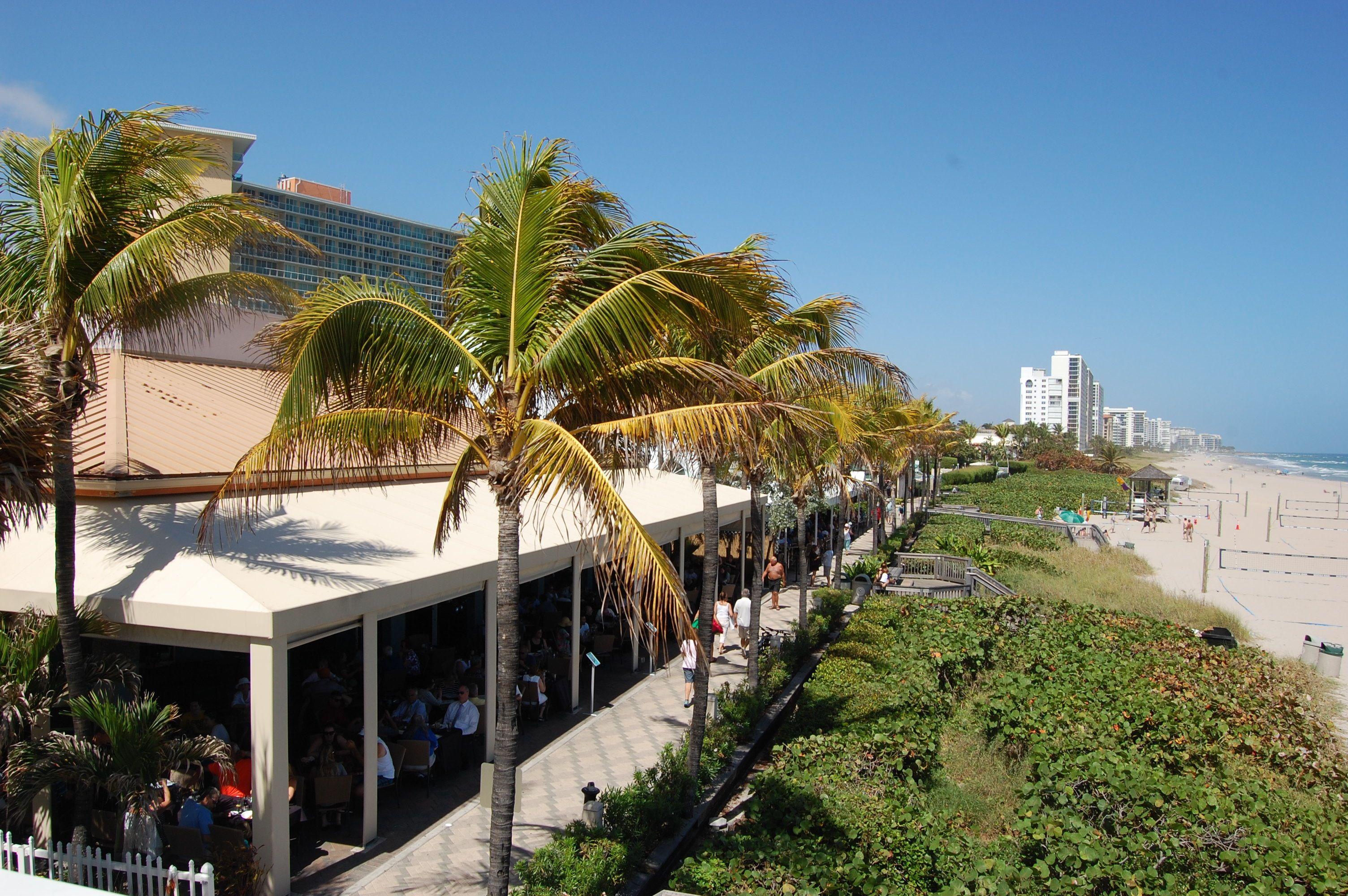 Restaurants Bars Beach Pier All In