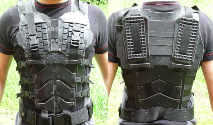 MK1 S.P.A.R.C-harness by Sharpener on DeviantArt