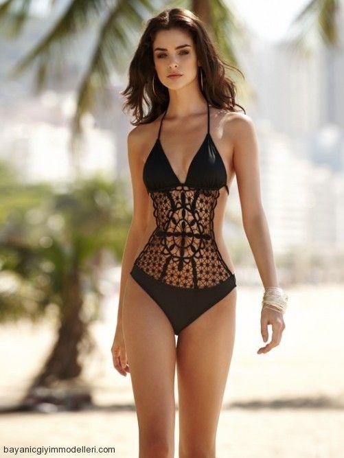Penti Monokini 2012 Www Bayanicgiyimmodelleri Com Moda Stilleri Bikini Moda Moda