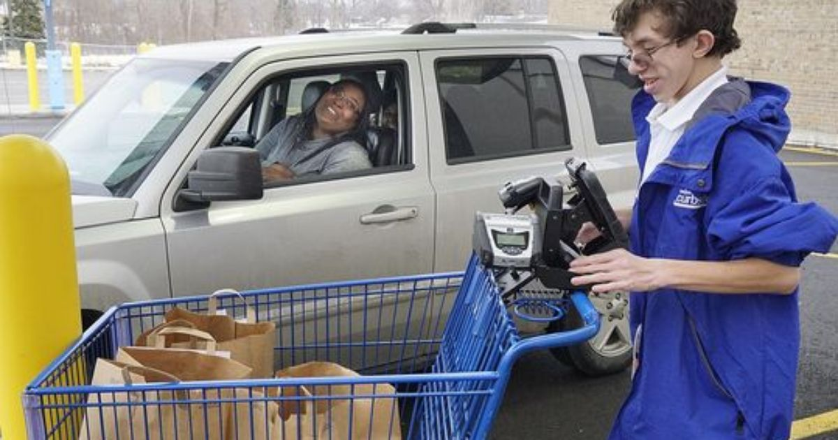 Meijer curbside grocery service helps busy shoppers