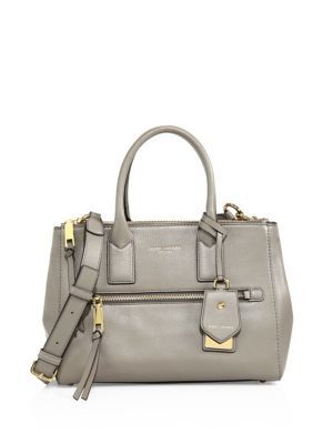 d692f76a9df2 MARC JACOBS Recruit East-West Leather Tote.  marcjacobs  bags  shoulder bags   hand bags  leather  tote