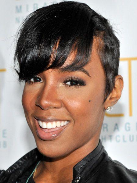 Love It Kelly Rowland New Short Hairstyles Kelly
