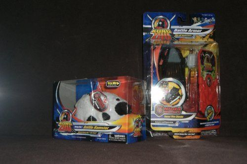 YAMA and FIRE CHUNIN Kung Zhu Ninja Warriors Zhu Zhu Pets