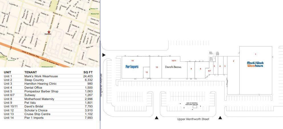 Kingfisher Square Shopping Plan Ontario City Kingfisher Shopping Places