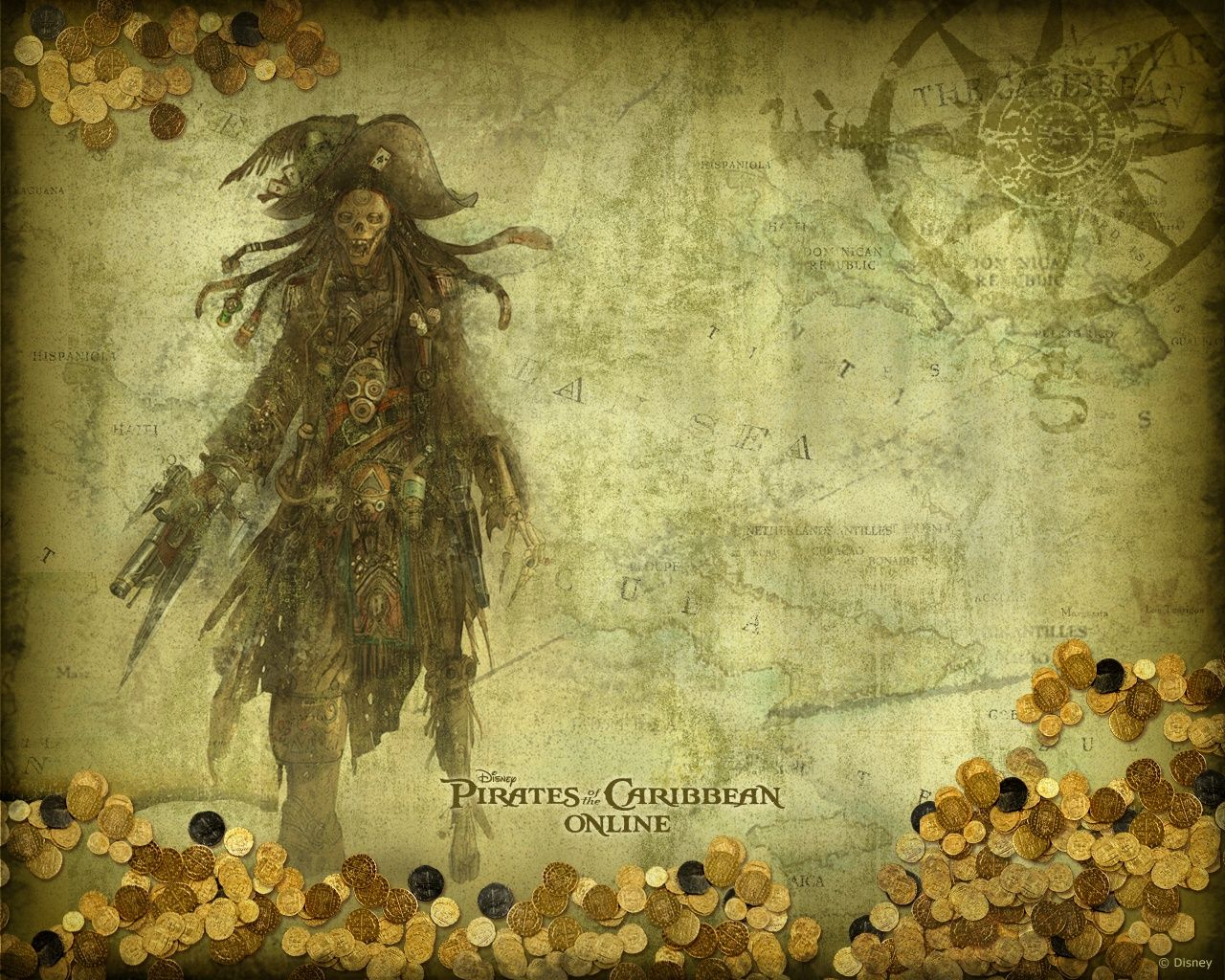 video game - pirates of the caribbean wallpaper | pirates - research