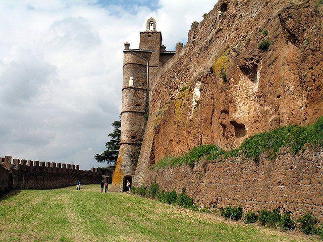 Castello di Passerano, Gallicano nel Lazio