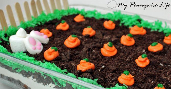 Easy Easter Dirt Cake An Easy Festive No Bake Easter Dessert