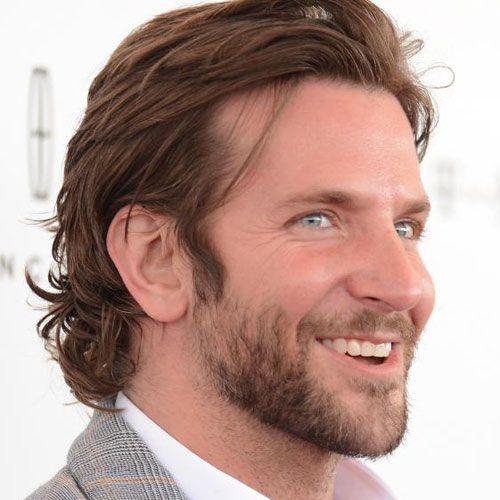Bradley Cooper Haircut Celebrity Hairstyles Pinterest