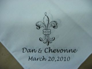 Second Line Handkerchiefs At