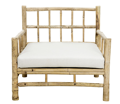 Tine K Home: Bamboo Furniture Outdoor Lounge