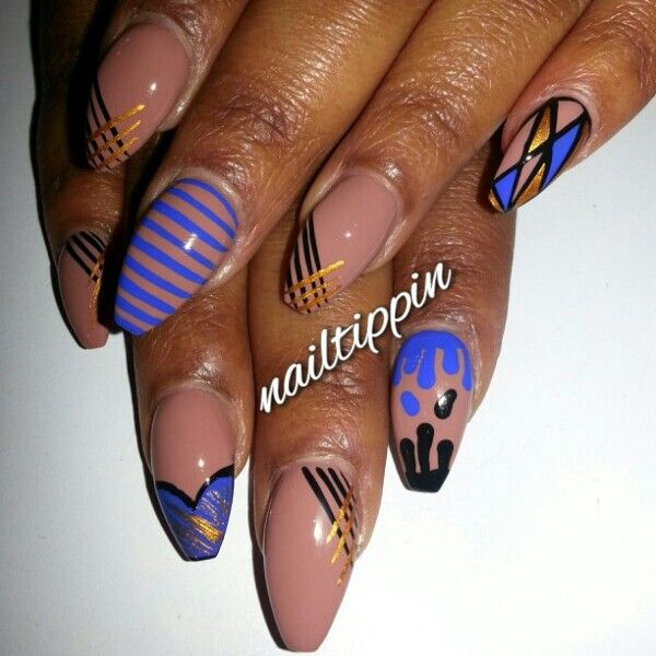 Flat Tip Stilettos Stiletto Nails Nail Care Style Fancy