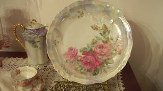 Pink Roses and Teacups: Vintage Things Thursday & Pink Saturday