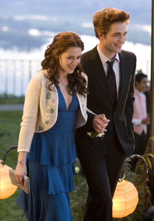 Twilight - Bella\'s Prom Dress   Twilight   Pinterest   Saga and Films