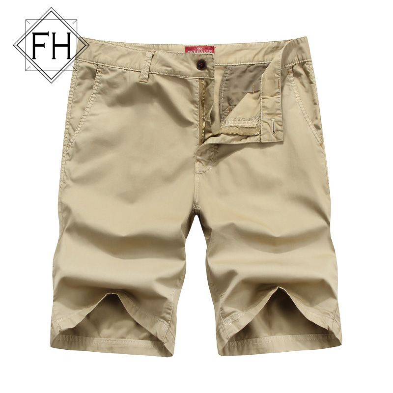 Find More Shorts Information about FuHao Baggy Shorts Men Plain ...