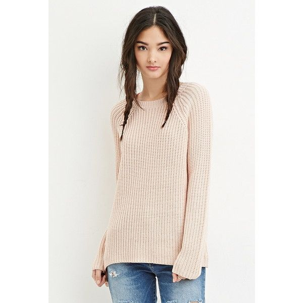 Forever 21 Womens Classic Knit Sweater 25 Liked On Polyvore