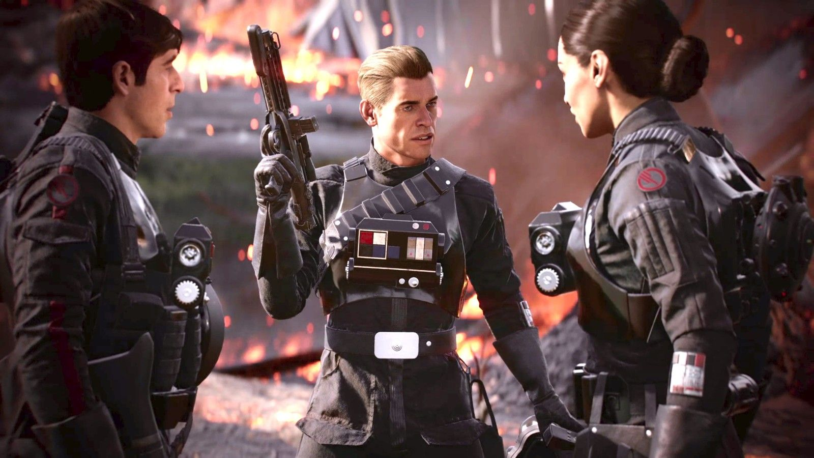 Review Star Wars Battlefront Ii For Xbox Was Poisoned By The Dark