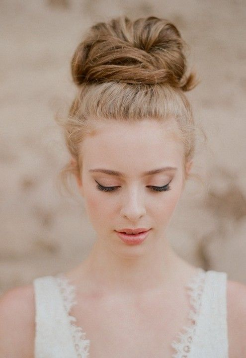 Classic Bridal Updo Hairstyle : Wedding updo hairstyles 8 romantic updos classic updo