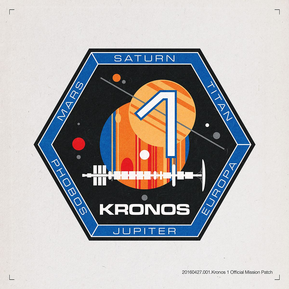 Fictional Space DSEV Kronos 1 DSEV Kronos 1 Official
