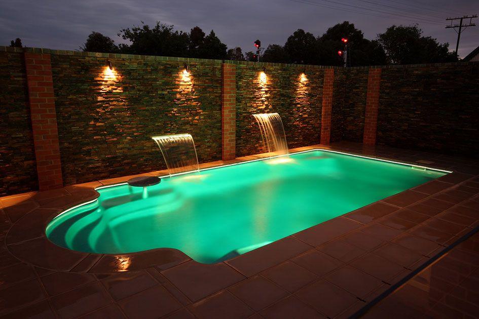 Medidas de piscinas para casas buscar con google for Medidas de albercas para casas