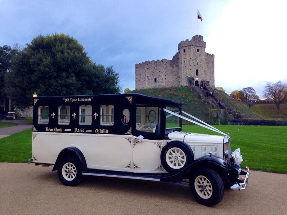 Wedding Car Rental Wedding Car Vintage Car Wedding Brecon