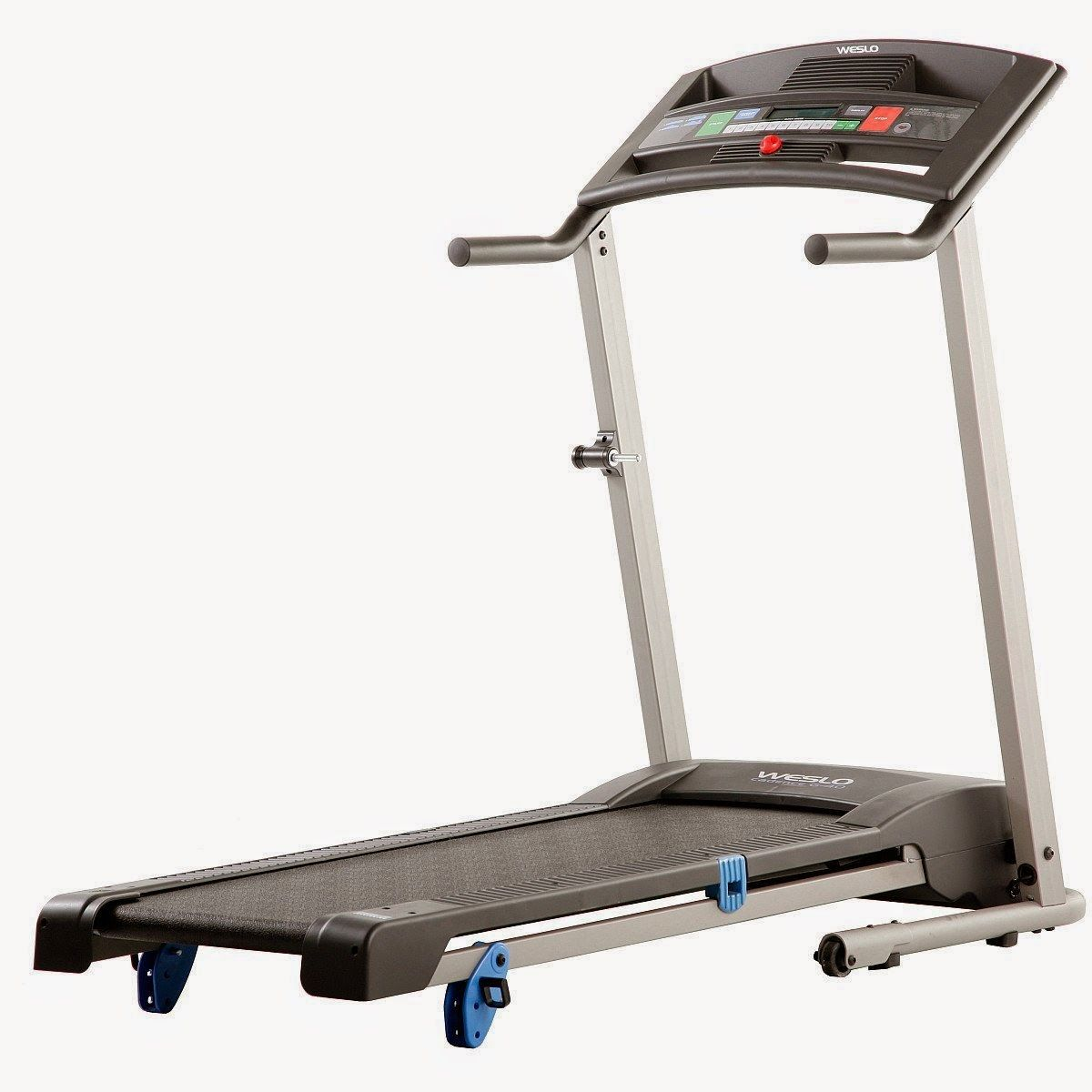 Weslo Cadence G40 Treadmill The Best Home Losing Weight Program