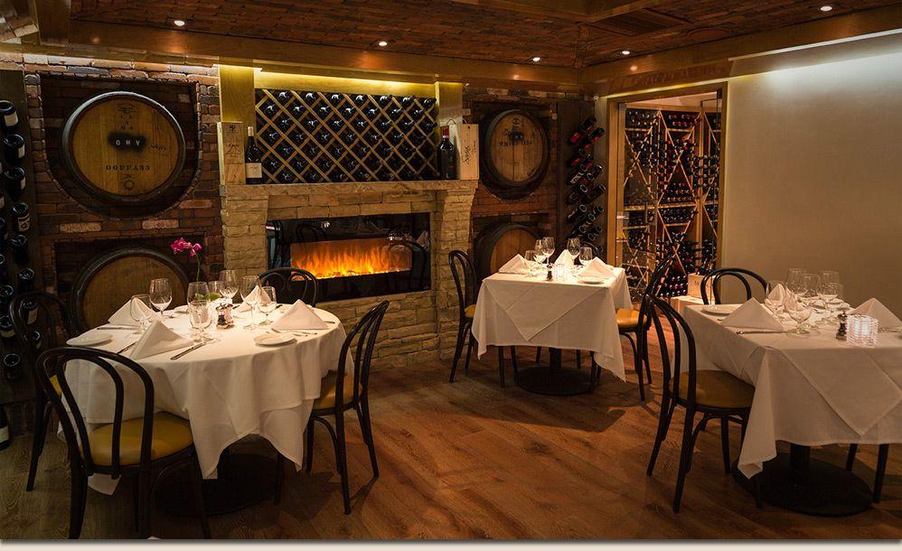 IL SEGRETO RISTORANTE Italian Restaurant in Bel Air, Los