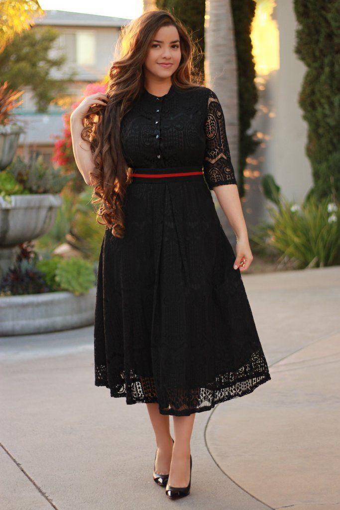 Clementine Black Lace Dress En 2019 Mom Vestidos
