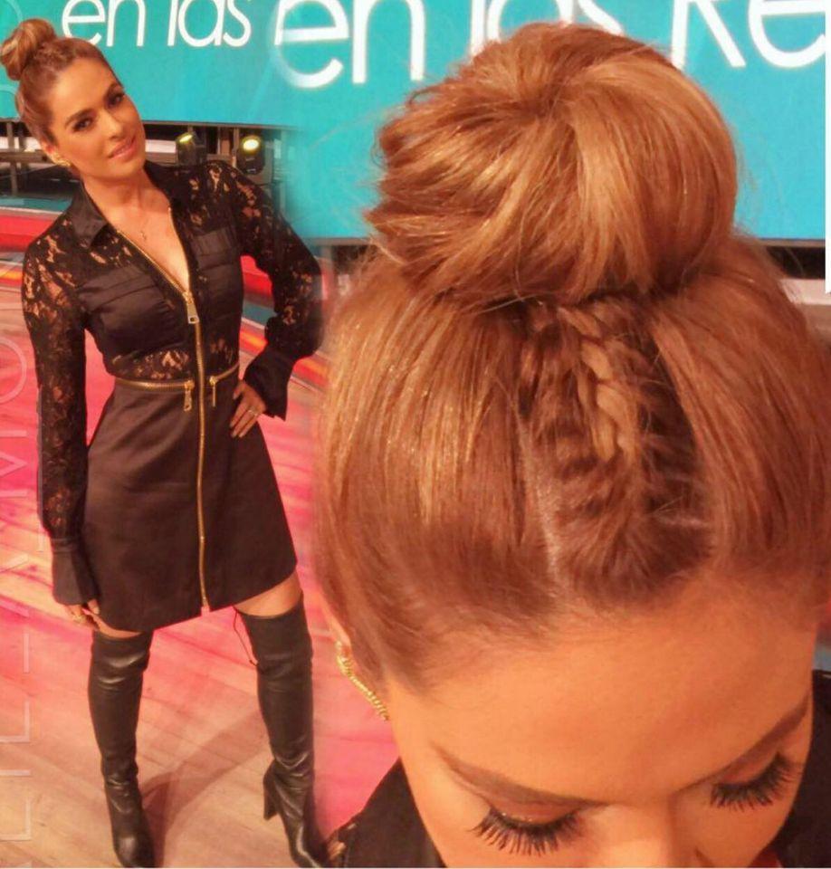 Pin by ceballos clao on hairs style pinterest hair style