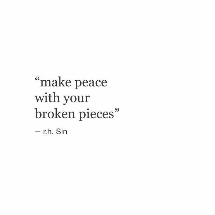 peace from broken pieces pdf