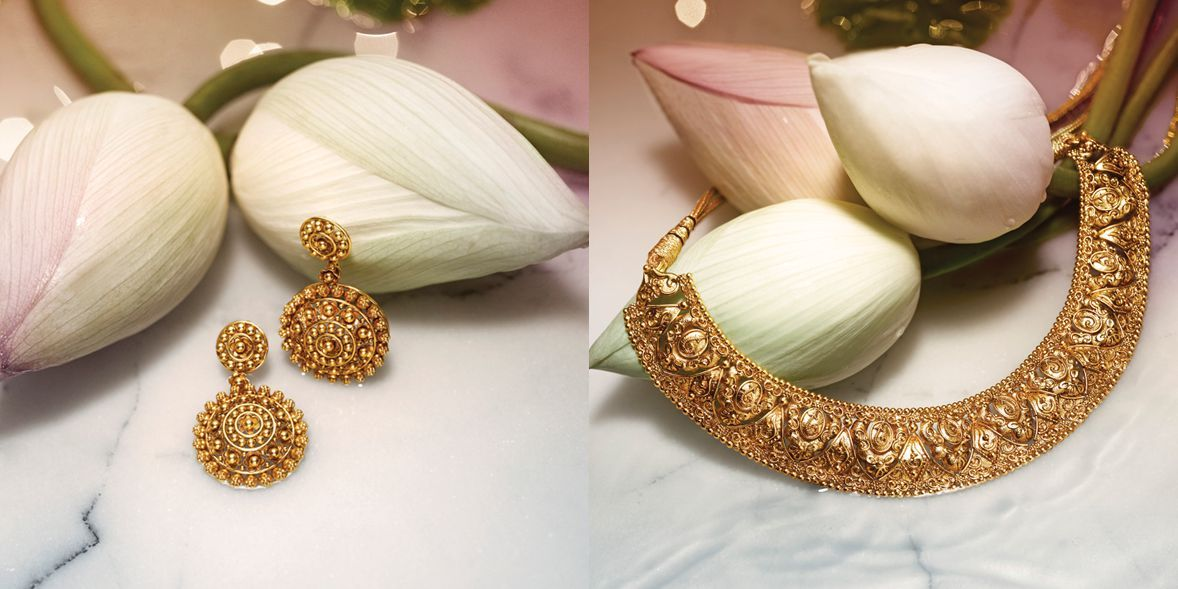 Tanishq Jewellery Collection - Divyam(10) | Tanshiq's ...