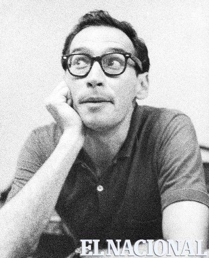 Renny Ottolina.  Caracas, 01-12-1969 (ARCHIVO EL NACIONAL)