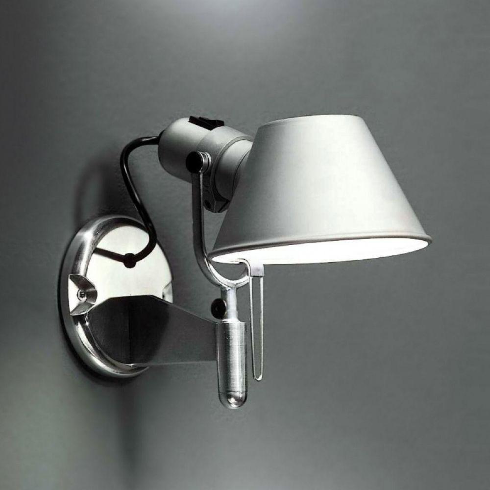 Artemide Tolomeo Faretto Wall Lamp Contemporary Wall Lamp Wall Lights Wall Lamp