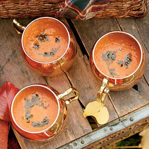 51 Satisfying Soups & Stews   Smoky Red Pepper Soup   SouthernLiving.com