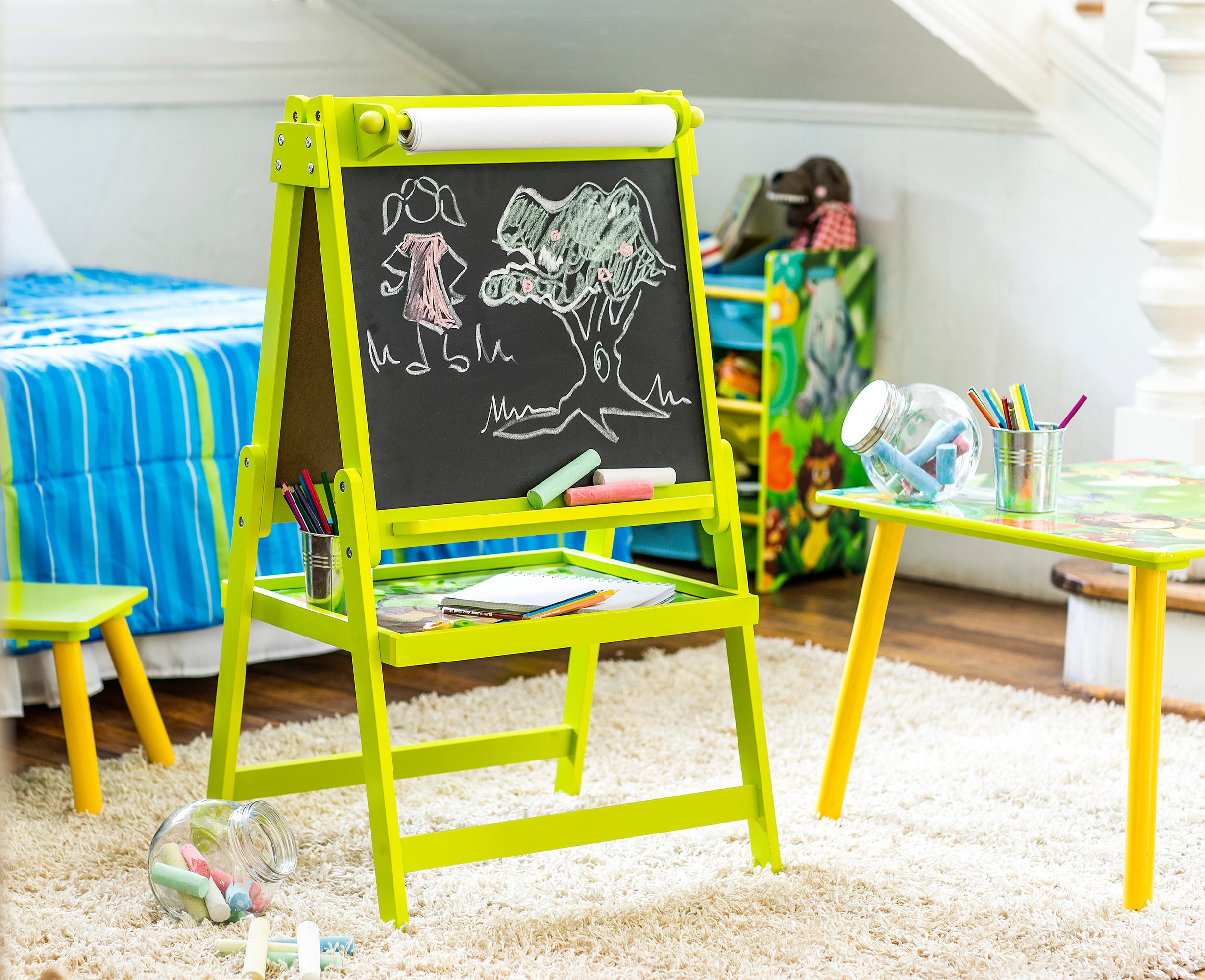 Dormitorio infantil muebles para ni os for Muebles de madera para ninos