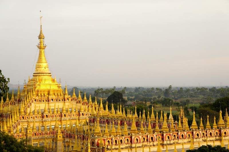 Agarta I Zlatniyat Grad Shambala Myanmar Travel Paris Skyline