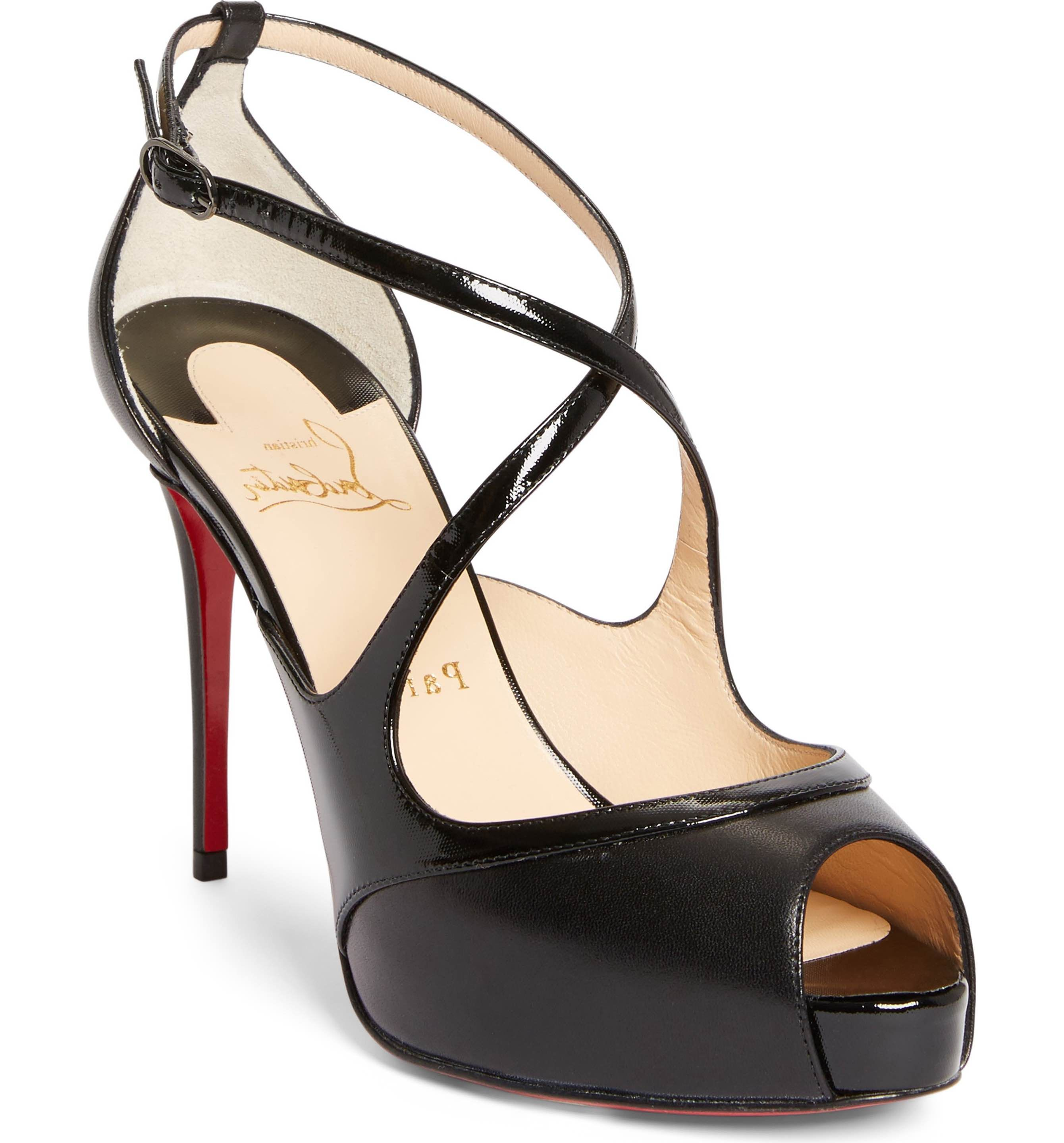 new product f4421 bbe17 Christian Louboutin Mira Bella Sandal | shoes | Christian ...