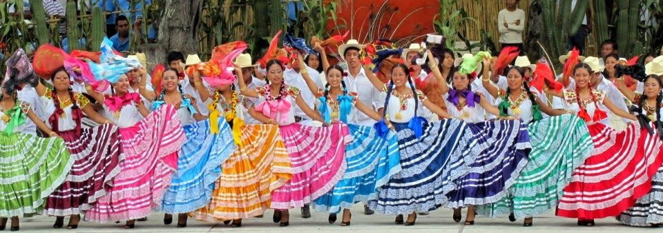 July 28 – Guelaguetza Festival in Oaxaca | July Holidays Around ...