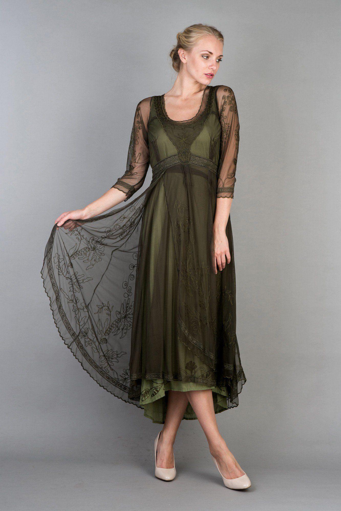 1930s Evening Dress, Art Deco Gown, Party Dress