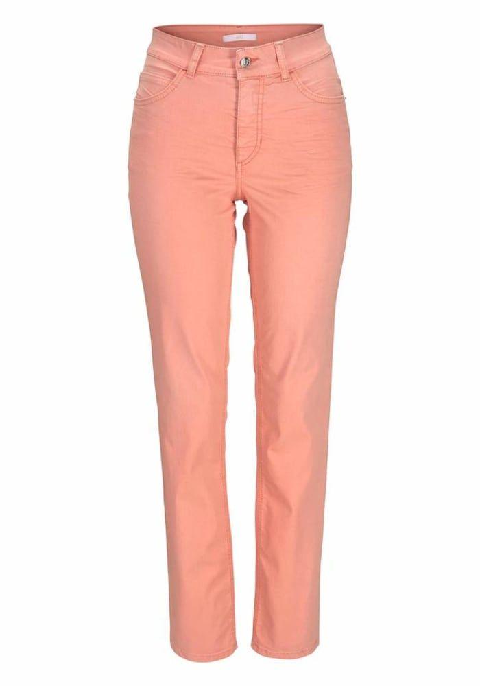 MAC Stretch-Jeans 'Melanie' Damen, Apricot, Größe 30/31 ...