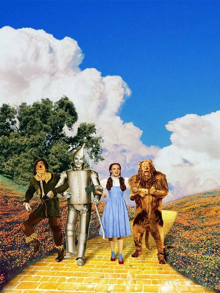 "Love "" The Wizard of Oz ""."