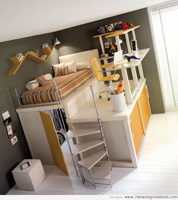 Amazing use of space   /  Design | 7 Amazing Creations - Part 3