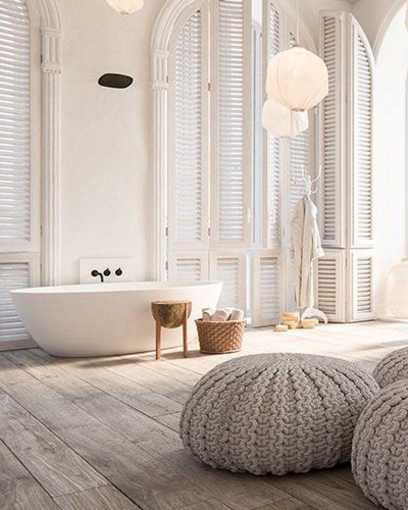 Afbeeldingsresultaat voor houten accessoires badkamer | Home in ...