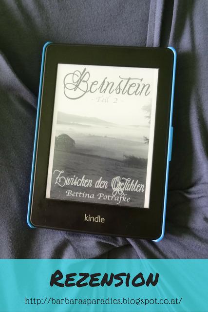 Buchrezension #121 Bernstein 2 : Zwischen den Gefühlen von Bettina Potrafke Der zweite Band der Zeitreise-Trilogie ist eine gelungene Fortsetzung! Die Rezension findet ihr auf meinem Blog!